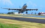 Exercice : deux pilotes ATN pour une série de touch and go samedi dans le ciel de Faa'a
