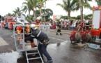 Les pompiers expliquent leur travail ce samedi