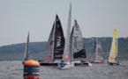Solitaire du Figaro - 1re étape: Pierre Quiroga en tête après 6 heures