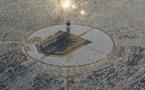 La plus haute tour solaire du monde s'élève dans le désert israélien