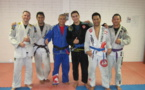 Jiu-Jitsu brésilien: Six Polynésiens au championnat de Los Angeles