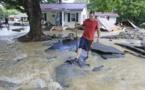 USA : des inondations font 20 morts en Virginie occidentale