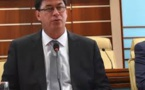 Réélection de Thierry Santa (LR) à la tête du Congrès de N-Calédonie