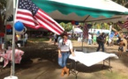 American Day à la Pointe Vénus ce dimanche