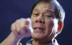 Philippines: le président appelle à tuer les trafiquants de drogue