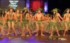 L'amour entre une sirène et un guerrier conté par la troupe Tamarii Mataiea vendredi dernier