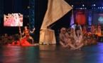 Tahiti ia Ruru-Tu Noa met en scène une des légendes de Hiro