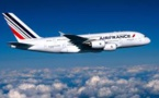 Grève Air France: environ 70% de vols intérieurs et moyen-courriers mercredi, 90% de long-courriers