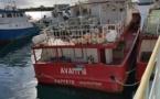 Les bateaux de Tahiti Nui Rava'ai aux enchères