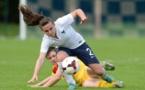 Euro-2016 -19 ans: les filles imitent les garçons