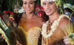 Maheana Dauphin et Jordan Paofai élus Miss et Mister Mini Heiva 2016 de l'Intercontinental