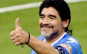 Maradona sera ambassadeur de Naples une fois réglés ses problèmes fiscaux (président)