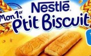 """Acrylamide/biscuits pour bébés: Nestlé France """"va tout vérifier"""""""