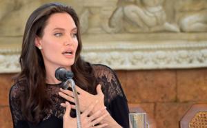 Angelina Jolie plus chaleureuse envers Brad Pitt