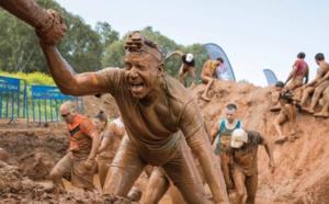 """Des milliers de participants à la """"Journée de la boue"""""""