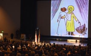 Hommage entre rires et larmes pour Debbie Reynolds et Carrie Fisher