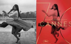 Pour plusieurs médias, Claudia Cardinale a été retouchée sur l'affiche de Cannes