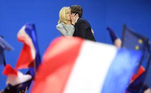 Les Macron, filon glamour de la presse people