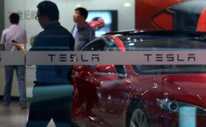 Tesla en discussions pour ouvrir sa première usine en Chine