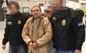 """Le baron de la drogue """"El Chapo"""" envisage de poursuivre Netflix"""