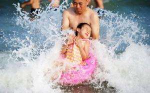 Chine: 40,9 degrés à Shanghai, record de chaleur battu