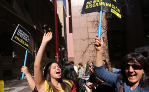 Le Chili ouvre la porte à l'avortement après 28 ans d'interdiction
