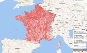 Réseau mobile: le régulateur révèle la carte précise de la couverture des opérateurs