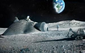 Le village lunaire: certains s'y verraient bien