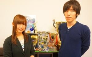 Lady Beast, la figure de proue des adeptes nippones du jeu vidéo