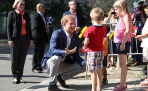 Le prince Harry et Melania Trump, vedettes des Invictus Games à Toronto