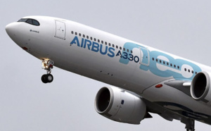 A Toulouse, Airbus lance son nouveau long courrier, l'A330neo