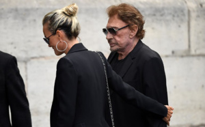 Johnny Hallyday de retour à son domicile après plusieurs jours d'hospitalisation