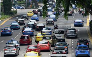 Moins de voitures en ville: la recette choc de Singapour