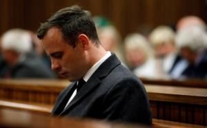 Afrique du Sud: la peine d'Oscar Pistorius plus que doublée en appel