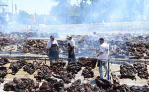L'Uruguay bat le record du plus grand barbecue au monde