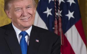 """Trump """"indigne de nettoyer les toilettes"""" de la bibliothèque Obama, assène USA Today"""