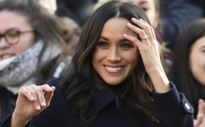 GB: le prince Harry épousera Meghan Markle le 19 mai