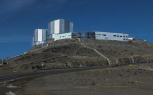 Le Chili, paradis des astronomes menacé par la pollution lumineuse