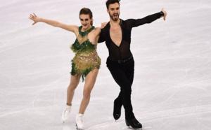JO-2018/Patinage - Sa robe se détache, mais Papadakis et Cizeron s'accrochent