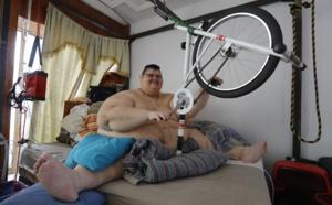 Mexique: l'ancien homme le plus gros au monde rêve de marcher de nouveau