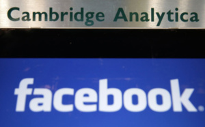 Scandale Facebook: perquisition au siège londonien de Cambridge Analytica