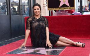 """Eva Longoria reçoit son étoile à Hollywood: """"victoire pour la communauté"""""""