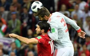 Mondial-2018: Isco et Piqué s'improvisent sauveurs d'oiseau