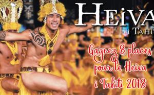 "Jeu ""Heiva i Tahiti 2018"" du 28 juin au 2 juillet 2018"