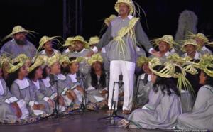 La prestation de Pupu Hīmene Tamari'i Vaira'o en photos