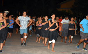 Fare ihi no Huahine danse la légende de Hotu Hiva
