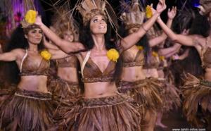 "La prestation de ""Ori i Tahiti"" en images"