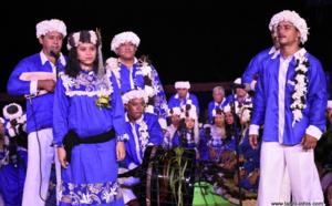 "La prestation de ""Te Pare o Tahiti Aea"" en photos"
