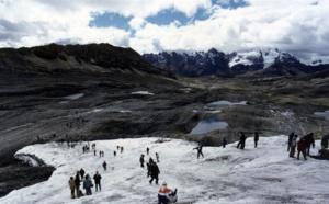 Réchauffement climatique: la Colombie a perdu 18% de ses glaciers en 7 ans