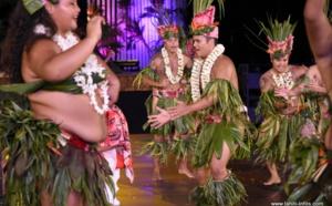 La prestation de Heikura Nui en photos